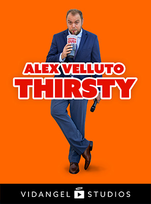 Image of Alex Velluto: Thirsty